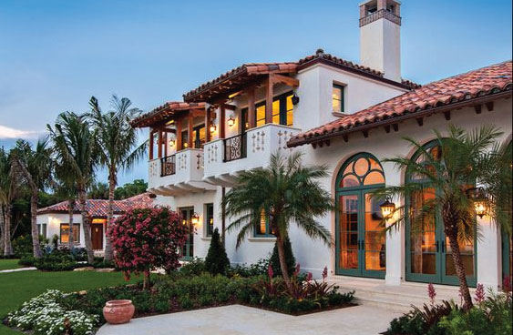 San marino spanish mansions talktopaul real estate for Spanish style homes for sale near me