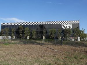 Vans Relocates from Cypress to Costa Mesa