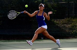 Former San Marino Lady Titan Wins USTA National Hard Court Doubles Championship