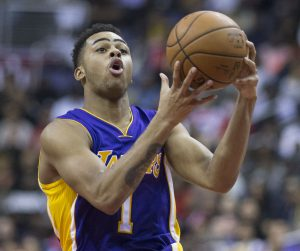 Lakers Trade D'Angelo Russell and Timofey Mozgov