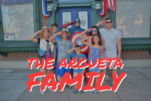 The Argueta Family Season 1 Episode 1