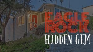 Hidden Eagle Rock Gem with View