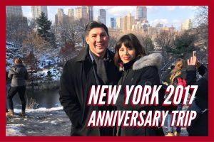 New York Anniversary Trip 2017