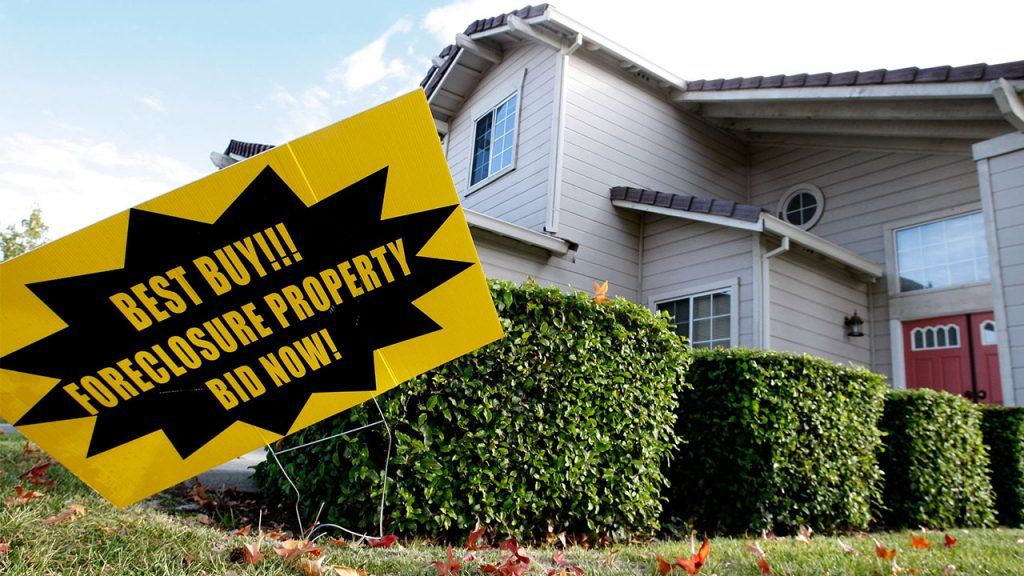 5 Tips For Buying Foreclosed Homes