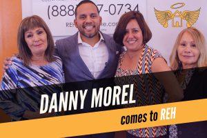 Danny Morel Banner