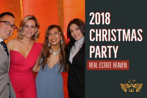 REH Christmas Party 2018
