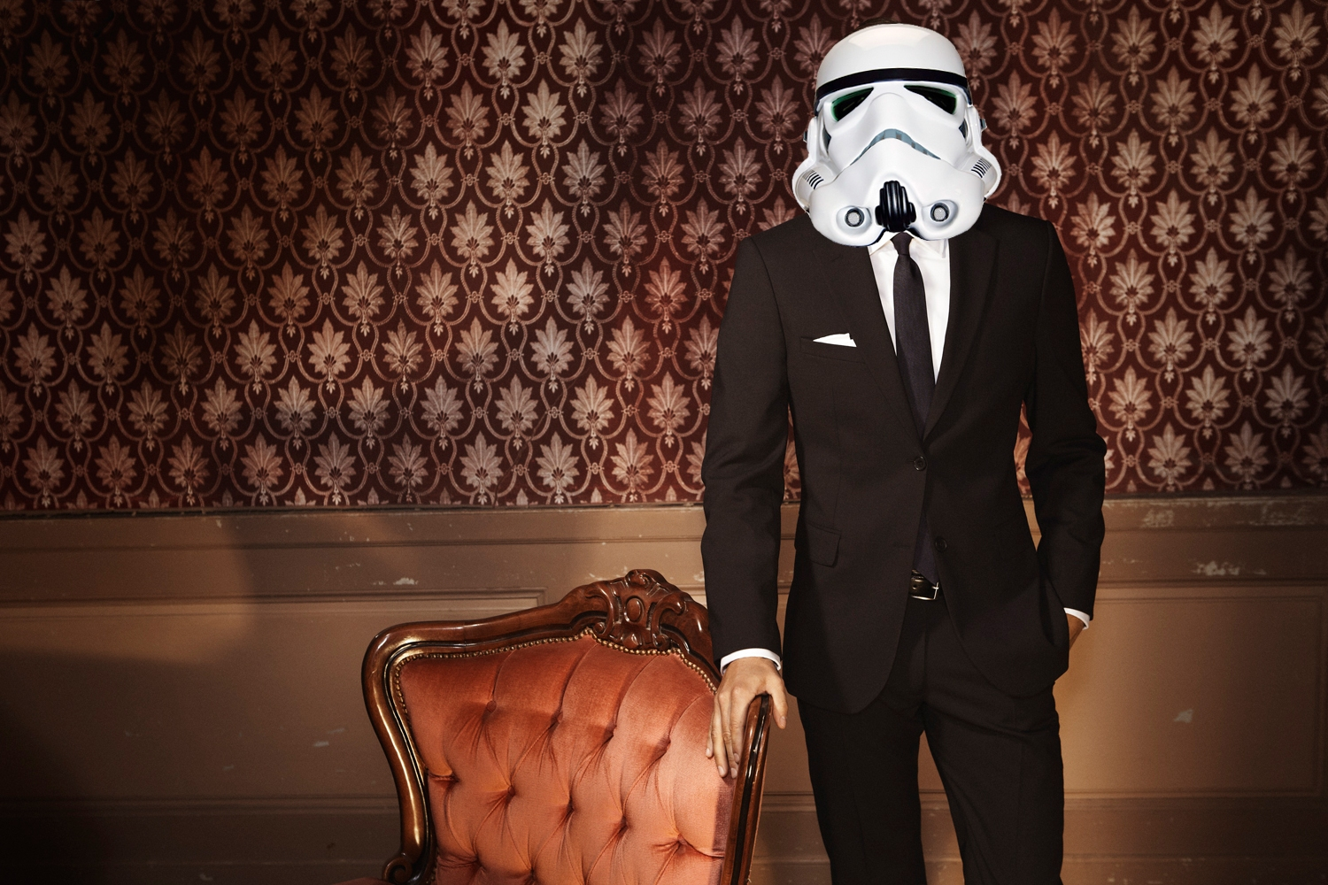 Storm Trooper Luxury Real Estate TalkToPaul
