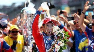 Takuma Sato Wins Indianapolis 500