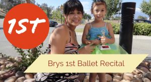 Bryannahs First Dance Recital Argueta Family