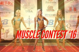 Tamara Argueta Muscle Contest 2016 photo gallery