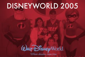 Disneyworld Argueta Family Vacation 2005 Photo Gallery