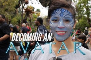 Becoming an Avatar Disneyworld Animal Kingdom