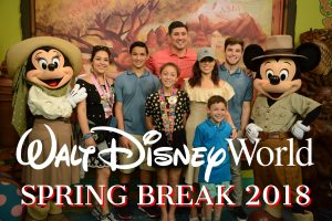 Walt Disney World Spring Break 2018 Argueta Vacation Best Real Estate Agent in Los Angeles Celebrity Real Estate Agent