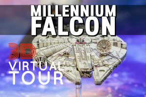 Millennium Falcon Arch Daily 3D Virtual Tour Celebrity Real Estate Agent Los Angeles Luxury real estate agent pro athlete relocation corporate relocation talktopaul paul argueta