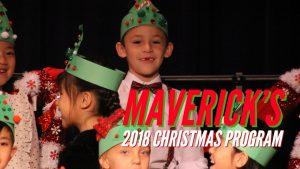 Maverick Xmas 2018