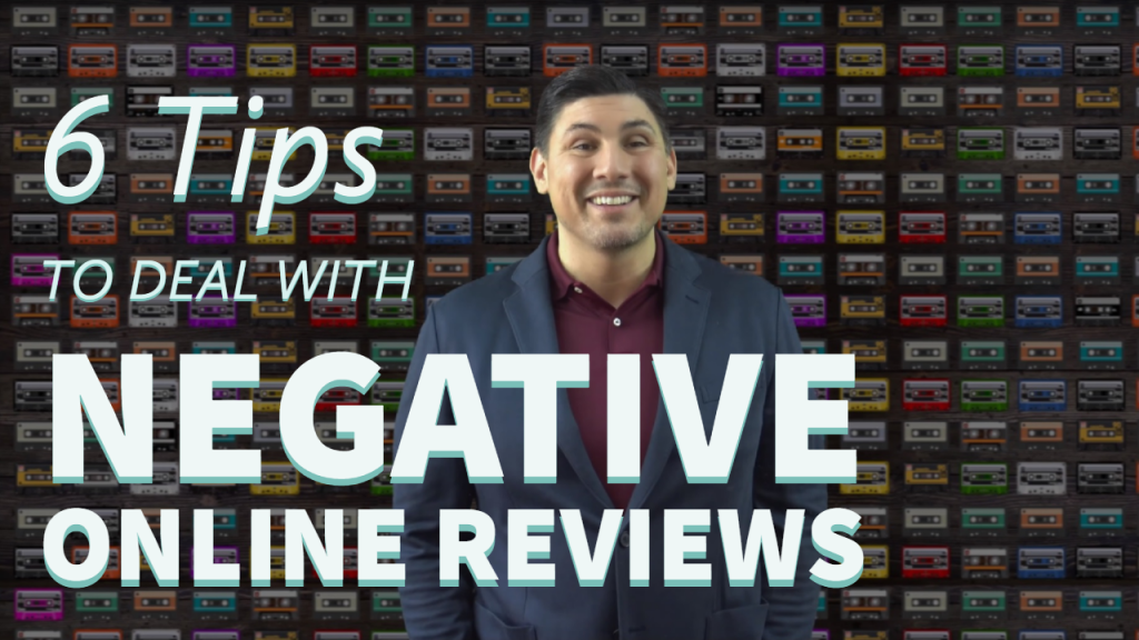 6 Tips to Deal With Negative Online Reviews Paul Argueta