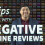 6 Tips to Deal With Negative Online Reviews