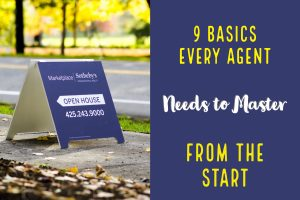 9 Basics Every Agent Needs to Master From the Start-2